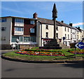SO5012 : Overmonnow Cross in Monmouth by Jaggery