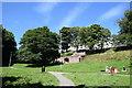 NJ9305 : Bon-Accord Crescent Gardens by Bill Harrison
