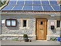 ST5431 : An old school under the solar panels by Neil Owen