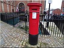 SD7109 : Victorian Post Box by Philip Platt
