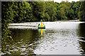 SD8303 : The Lake at Heaton Park by David Dixon
