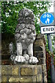 TL4658 : Stone lion by Tiger