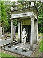 SE2639 : Ethel Preston's memorial, Lawnswood cemetery by Stephen Craven