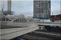 SU6400 : Portsmouth & Southsea Station by N Chadwick