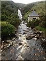 NC2534 : Maldie Burn waterfall by Andy Waddington