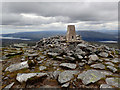 NC4750 : Trig point, Ben Hope by Andy Waddington