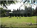 NT2076 : Lauriston Castle, Edinburgh by M J Richardson