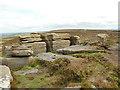 SE0945 : East Buckstones, looking east by Stephen Craven
