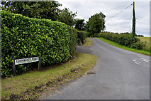 H4277 : Connaghty Road, Mountjoy Forest West by Kenneth  Allen