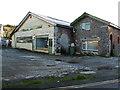 SX7569 : Former station, Ashburton by Chris Allen