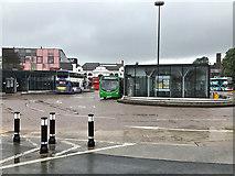 SD8010 : Bury Bus Station by David Dixon