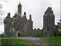 R4354 : Dromore Castle, Limerick (1) by Garry Dickinson