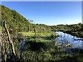 NR7890 : Dubh Loch by Philip Cornwall