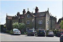 TQ5935 : Priory Cottages by N Chadwick