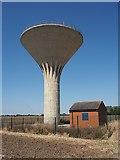 SE8317 : Garthorpe water tower  by Graham Hogg