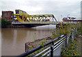 TA1028 : Drypool Bridge, Hull by habiloid
