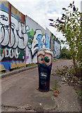 TA1028 : Graffiti near the River Hull by habiloid