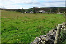 NJ1149 : Approaching Auchness by Anne Burgess