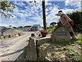 SN4517 : Bwlch Garw by Alan Hughes