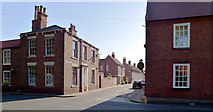 TA0339 : Junction of Lairgate and Minster Moorgate, Beverley by habiloid