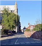 TA0339 : Minster Yard North, Beverley by habiloid