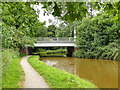SJ8056 : A50 crossing the Trent and Mersey Canal by Stephen Craven