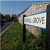 SZ0694 : Ensbury Park: Kingswell Grove by Chris Downer