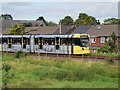 SD7908 : Spirit of Manchester Tram between Bury and Radcliffe by David Dixon