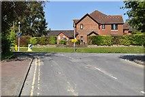 TQ5938 : Maryland Rd, Hawkenbury Rd junction by N Chadwick