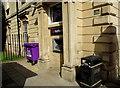 ST6390 : NatWest cash dispenser, Thornbury by Jaggery
