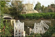 ST7565 : Kennet and Avon Canal from Sydney Gardens by Derek Harper