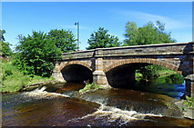 NS5036 : Galston's Muckle Brig by Mary and Angus Hogg