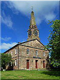 NS5036 : Galston Parish Church by Mary and Angus Hogg