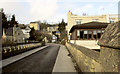 ST7767 : Bathampton Toll Bridge by Derek Harper
