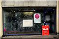 H4572 : Pop-up shop, High Street, Omagh by Kenneth  Allen