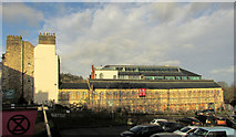 ST7565 : Cornmarket, Bath by Derek Harper