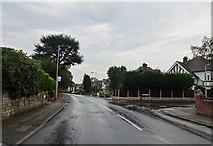 SO9096 : Birchwood Road Junction by Gordon Griffiths
