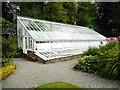 NS3478 : Greenhouse, Geilston Garden by Richard Sutcliffe