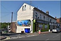 TQ5839 : Camden Eleven by N Chadwick