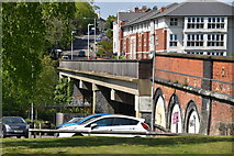 TQ5840 : Grosvenor Bridge by N Chadwick