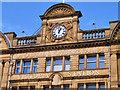 SJ8398 : Victoria Station - Hunt's Bank Façade by David Dixon