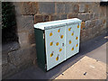 SE2435 : Utility cabinet with bees design by Stephen Craven