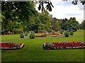 SE2955 : Valley Gardens on a summer evening by DS Pugh