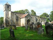 NZ5806 : St Andrew's Church, Ingleby Greenhow by Humphrey Bolton