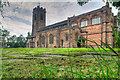 SD8103 : The Parish Church of St Mary the Virgin, Prestwich by David Dixon
