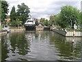 SP0443 : Evesham Lock by Alex McGregor