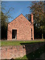 SO9568 : Avoncroft Museum - cell block by Chris Allen