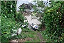 SX5646 : Stoke Beach by Stephen McKay