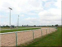 SK7352 : Southwell Racecourse by Alan Murray-Rust