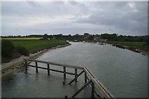 TQ0004 : River Arun by N Chadwick